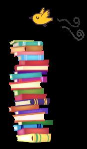 I love books! tweet!